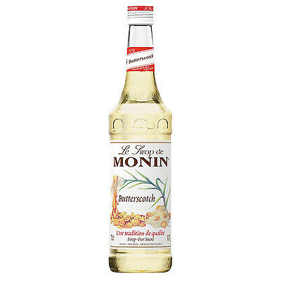 Monin Sirup Butterscotch, 0,7L