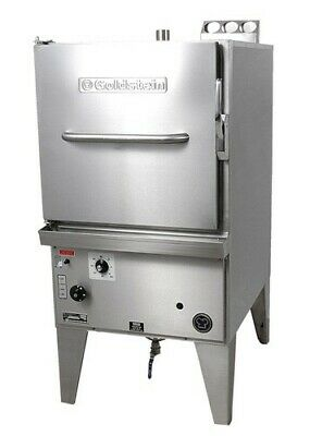 GOLDSTEIN ATMOSPHERIC STEAMERS ELECTRIC - includes perforated steam trays AS-8