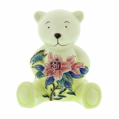 Old Tupton Ware Teddy Bear Pink Flowers Design TW6921