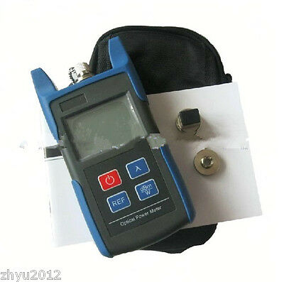 1PC NEW TL510C Optical Power Meter With FC SC ST Connector -50~+26 dBm for CCTV