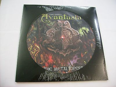 Avantasia - The Metal Opera Part I - 2Lp Picture Disc Vinyl 2015 - New Sealed