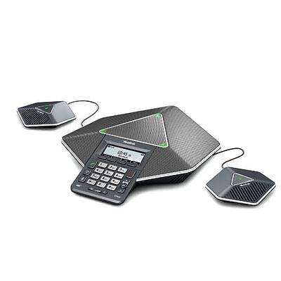 Yealink CP860 HD IP Conference Phone + 2 x CPE80 Expansion Microphone's