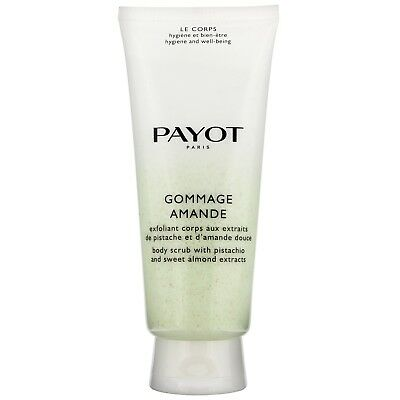 Payot Paris Pure Body Gommage Amande Scrub 200ml for her
