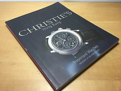 Magazine CHRISTIE'S Hong Kong - Important Watches - IWC - Monday 27 October 2003