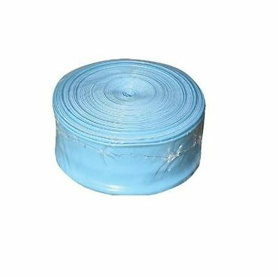 "Swimming Pool 1.5"" Flat Pack 50ft Backwash Hose (15m)"