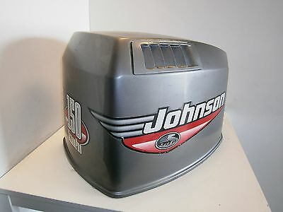 Johnson 150hp V6 Outboard Engine Cover Cowling