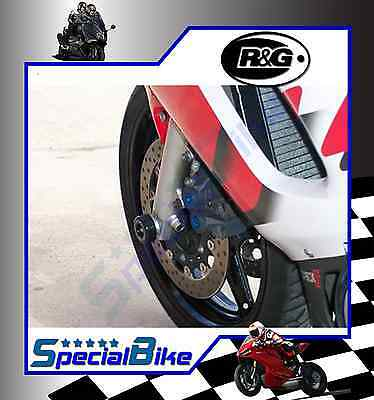 Topes Horquilla R&g Yamaha Yzf R6 1999   2002 Protectores