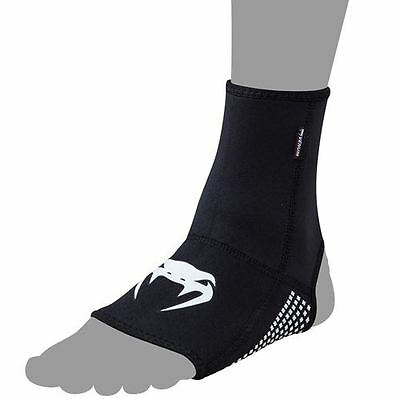 Venum Kontact Evo Foot Grips Pair UFC MMA BJJ ankle Support Guard Supports