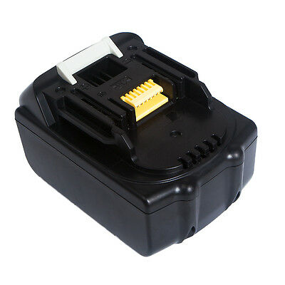 New 5.0Ah 18V Lithium Ion Battery for Makita BL1840 BL1830 BL1815 LXT400 BL1850