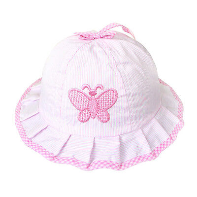Stylish Baby Infant Sun Hat Cap Summer Cotton Hat HY