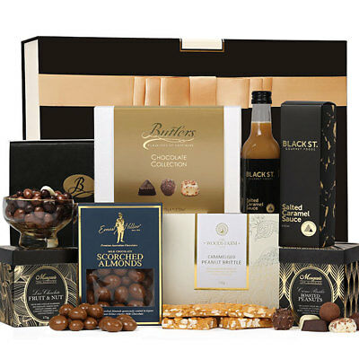 The Hamper Emporium – Sweet Bites Gift Hamper Keepsake Box Chocolate