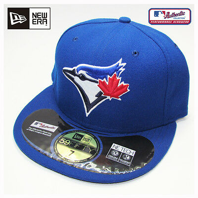 Toronto Blue Jays MLB Authentic Collection New Era Game Cap, Hat