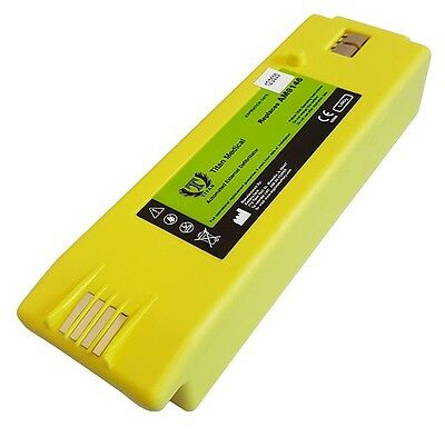 Amco Replacement AED Battery ft Cardiac Science PowerHeart G3 AED 9146 9142 9143