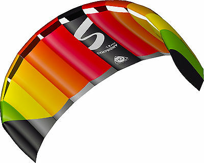 Brand New Hq Symphony Pro 1.8M Power Kite Package