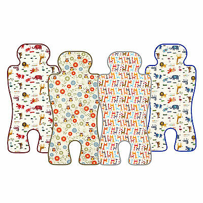 Jellypop Jellyseat Kids Cool Mat for Baby Stroller and Carseat Hisobead 6 Colors
