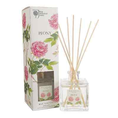 Wax Lyrical - 100ml Scented Reed Diffuser - RHS Classic Garden - Peony