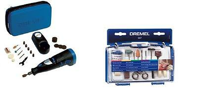 Dremel 7700-30 7.2 Volt Cordless Rotary Multi Tool + 30 Acc + 687 Accessory Set