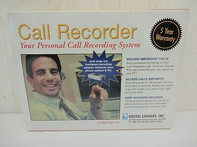 NEW Call Recorder - Personal Logger