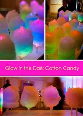 8 Function LED Cotton Candy Cone 100 COUNT