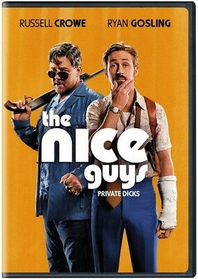 The Nice Guys [New DVD] Eco Amaray Case