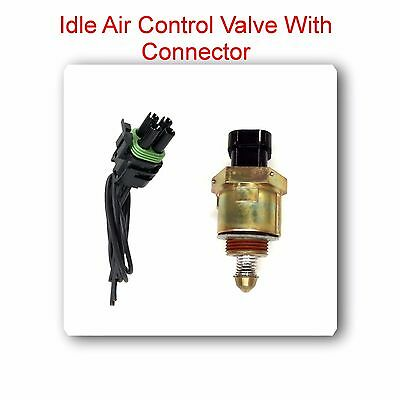 Idle Air Control Valve  With Electric Connector Fits Chevrolet & GMC