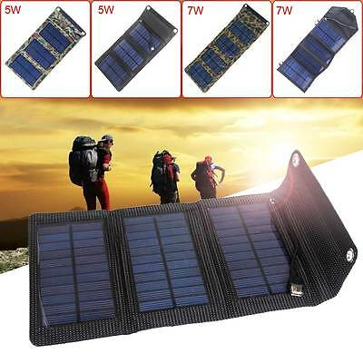Good Folding Solar Power Charger Panel Bag USB Output for Mobile Phone Powerbank