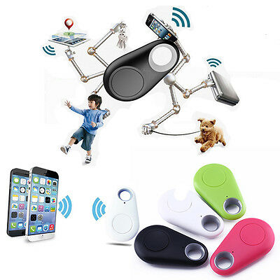 Smart Bluetooth Pet Child Baby Locator Tag Finder Alarm Wallet Key Tracker
