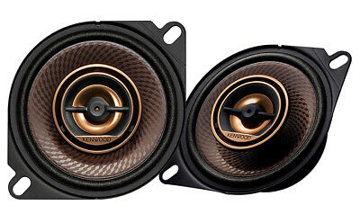 New Kenwood 100W 10cm 2 Way Speakers for Suzuki Jimny JB23/JB33/JB43 (L&R)