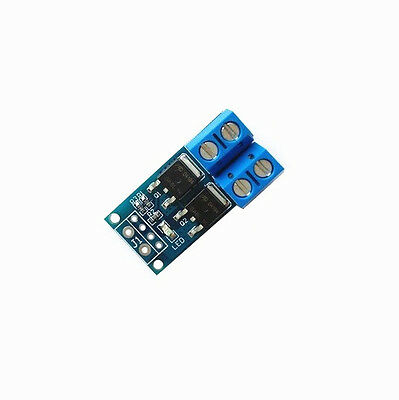 Trigger Switch Driver Module Dual MOS Tube PWM Electronic Switch Panel Board CK