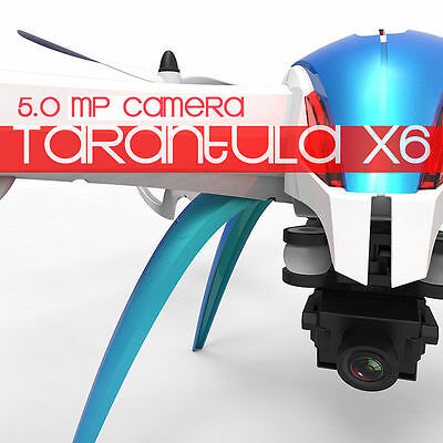 5MP 1080p HD Video Camera + 8GB Card + USB for TARANTULA Drone Quadcopter Yizhan
