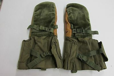175dc0070bf Us Ww2 Extreme Cold Weather Arctic Mittens Sz Small Ski Mountain Troops