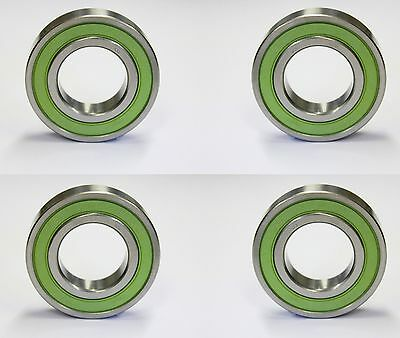 """4x 6904/19.05-2RS Kugellager 19,05x37x9 mm 3/4"""" Industrielager 6904-19,05 2RS"""