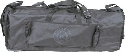 Kaces Drum Hardware Bag with Wheels  38 inches