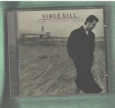 VINCE GILL High Lonesome Sound CD 1996 Contemporary Country