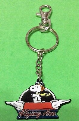 Peanuts Snoopy Flying Ace Key Chain