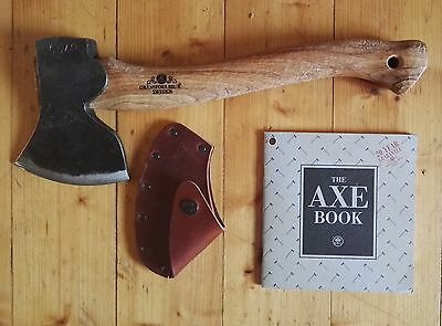 """Gransfors Large Carving axe """"right hand sharpen"""""""