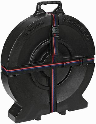 Humes & Berg Enduro Form Fitted Cymbal Case Black 22 Inch
