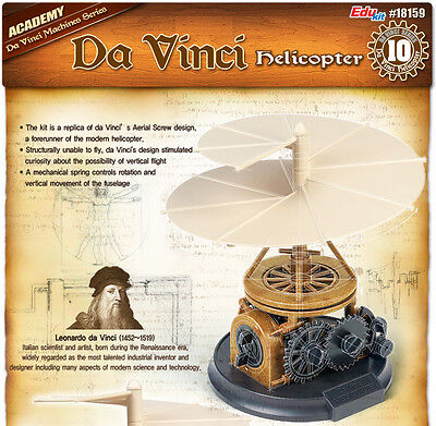 da vinci clock kit instructions