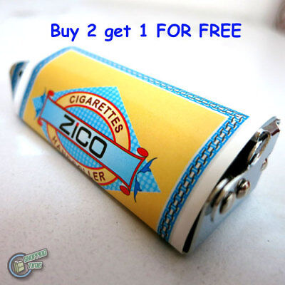 ZICO Cigarette Tobacco Size Handroller Hand Roller Rolling Machine BK