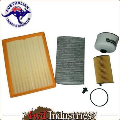 Filter Service Kit 2.7L Diesel Discovery 3 & 4 Range Rover Sport 2007 On OEM