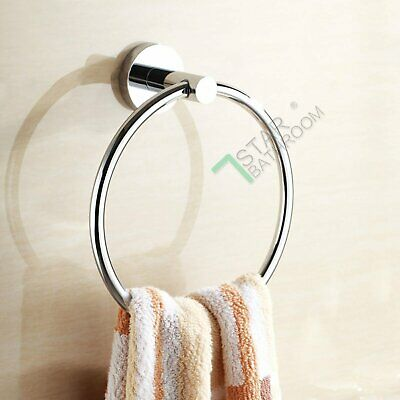 Shower Soap Dish Glass Tray Chrome Stainless Steel 304 Holder Wall Mounted Bath