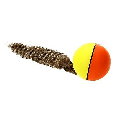 Cat Toy Electric Elf Mouse Fluffy Beaver Ball