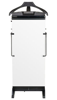 Corby 7700 Trouser Press in White