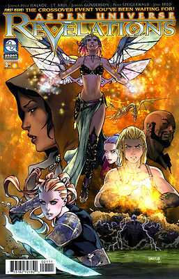 ASPEN REVELATIONS #1 - Cover A - New Bagged