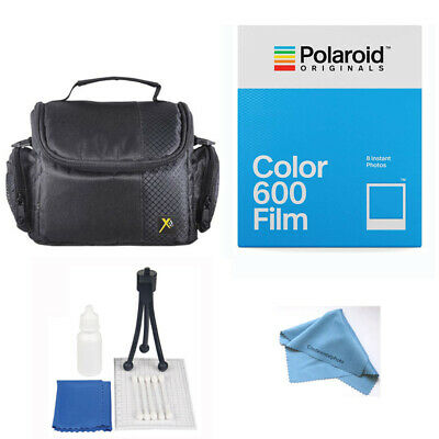 Starter Kit Polaroid Originals Color Instant Film (4670) for Polaroid 600 Camera