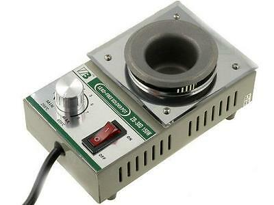POT-ZB38D Device: soldering pot; 150W; 200÷450°C; 38mm; THT soldering / uk
