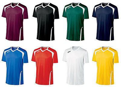 ASICS Men's Ace Athletic Jersey, Multiple Colors