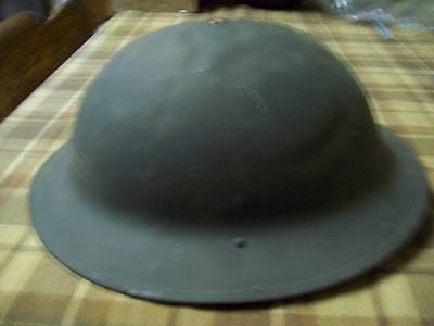 US WW1 Helmet M1917 Helmet Original Shell Reproduction Liner