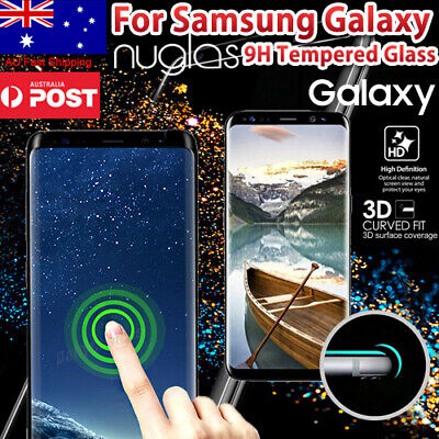 3D FULL Cover Tempered Glass Screen Protector For Samsung Galaxy S7 Edge Note 7