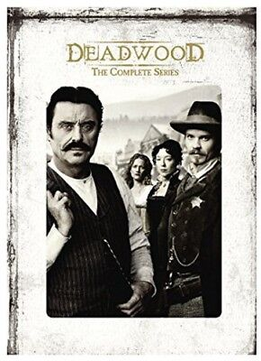 Deadwood - Deadwood: The Complete Series [New DVD] Boxed Set, Gift Set, Repackag